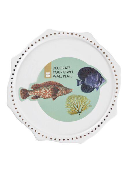 wall plate Ø 20 cm - 60100459 - hema