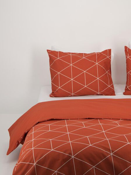 duvet cover - soft cotton terra terra - 1000018696 - hema