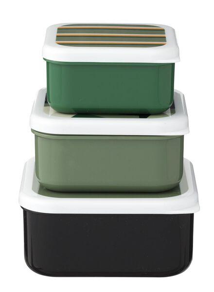 3 snack boxes - 80630623 - hema
