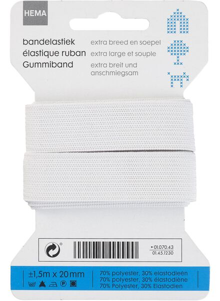 bande élastique - 1451230 - HEMA