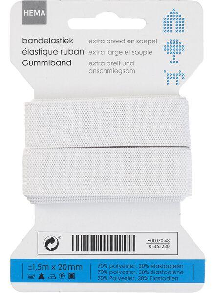 Band, elastisch - 1451230 - HEMA