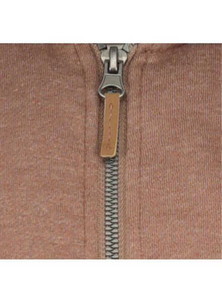 children's cardigan brown brown - 1000016678 - hema