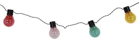 guirlande lumineuse avec 20 boules - 5 mètres - 41810284 - HEMA
