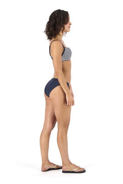 women's bikini bottoms recycled blue blue - 1000017912 - hema
