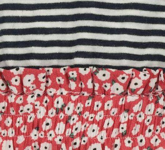 Kinder-Kleid rot rot - 1000018370 - HEMA