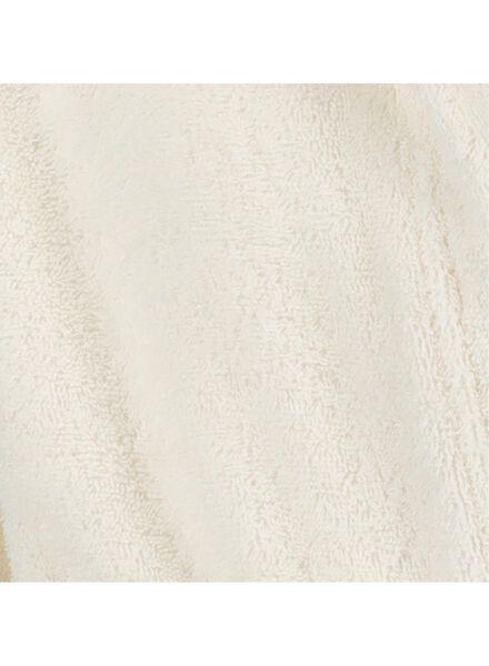 Kinder-Bademantel, Baumwolle eierschalenfarben eierschalenfarben - 1000014948 - HEMA