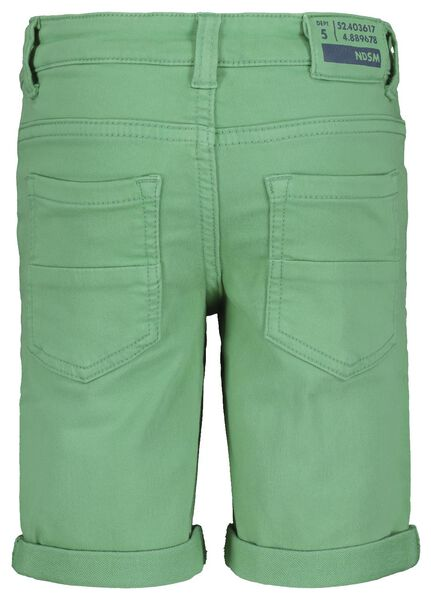 Kinder-Shorts, Comfy Fit grün grün - 1000018959 - HEMA