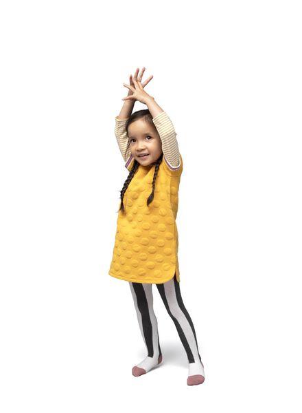 robe bébé jaune jaune - 1000015306 - HEMA