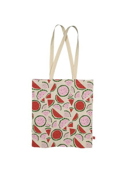 shopper en toile - 14501277 - HEMA