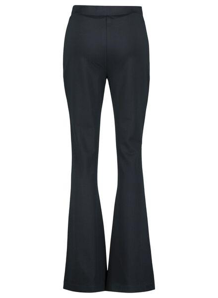 Damen-Hose Bootcut schwarz schwarz - 1000015461 - HEMA
