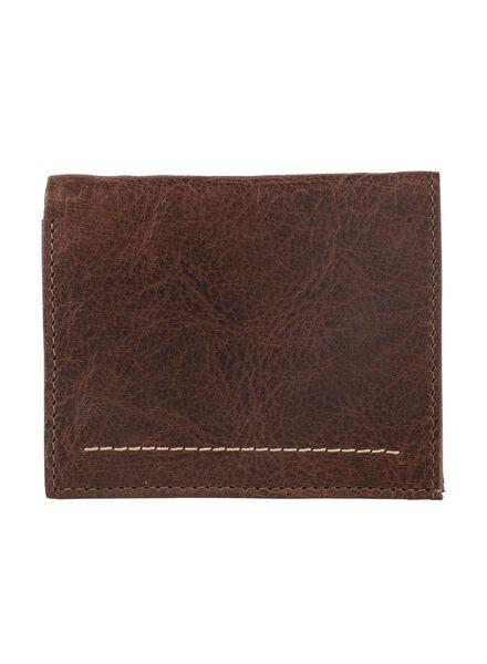 portefeuille en cuir - 18160032 - HEMA