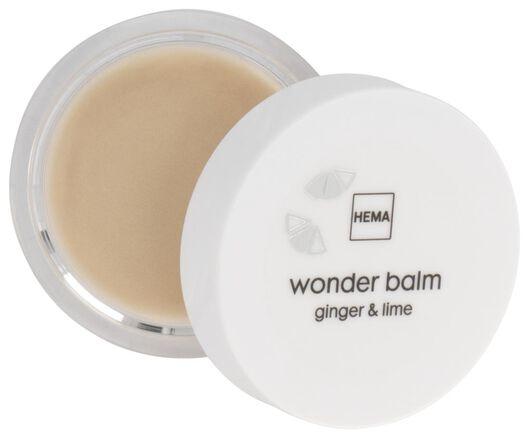 baume miracle pour les lèvres - 8 grammes - 11230115 - HEMA