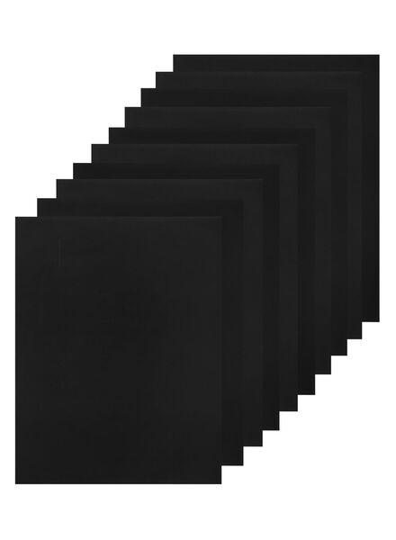 10 cahiers lignés A5 - 14522528 - HEMA