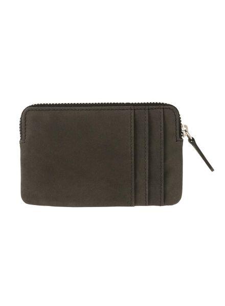 leather credit card holder - 18190104 - hema
