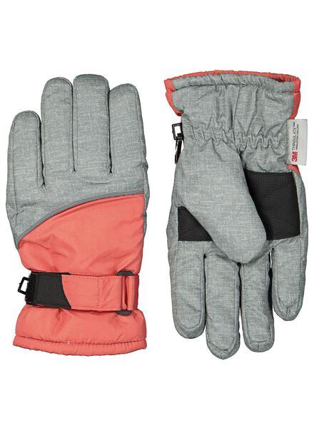 Kinder-Handschuhe graumeliert graumeliert - 1000014468 - HEMA