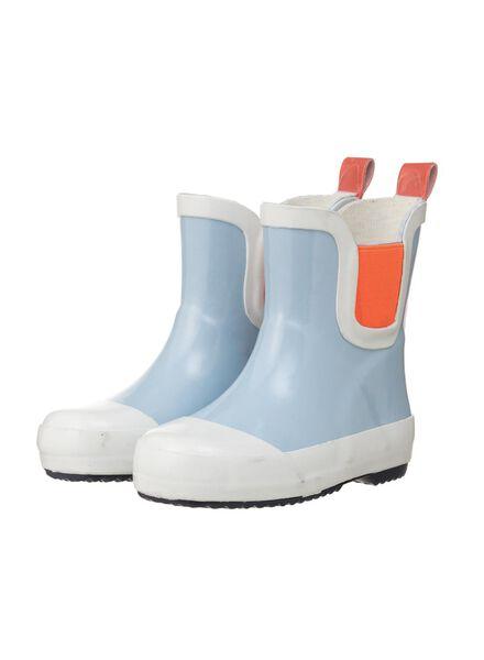 baby wellington boots mid blue mid blue - 1000006746 - hema