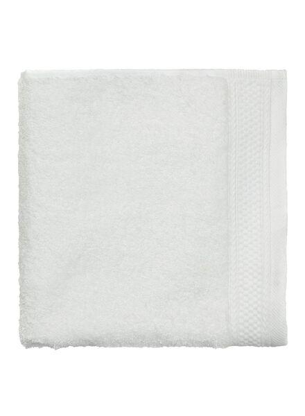 towel - 50 x 100 cm - hotel extra thick - white plain white towel 50 x 100 - 5240067 - hema