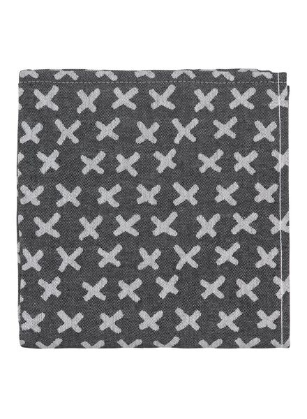 tea towel 65 x 65 cm - 5410001 - hema