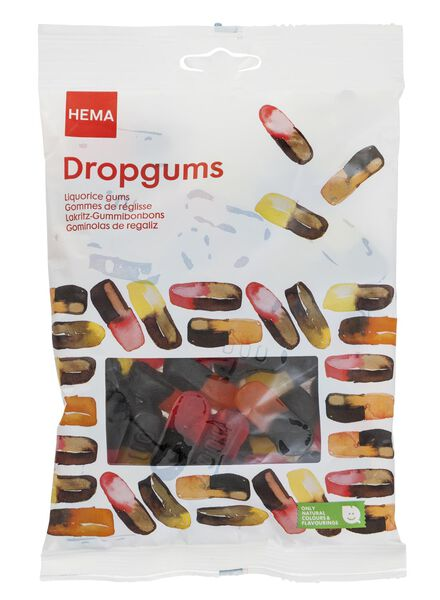 liquorice fruit gums - 10220052 - hema