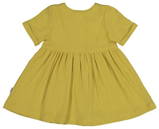 ensemble bébé jaune jaune - 1000018514 - HEMA