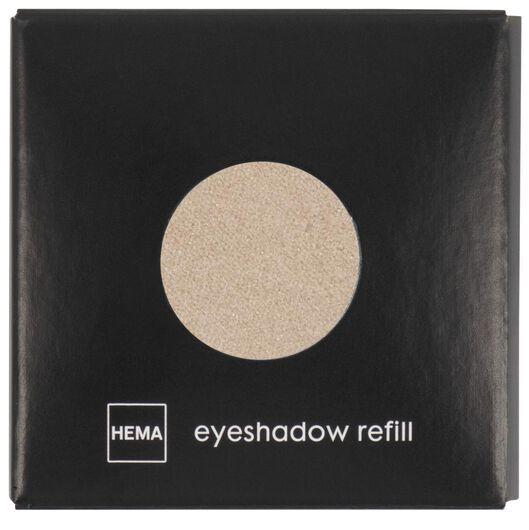 eye shadow mono metallic 25 cool champagne - 11210325 - hema