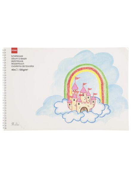 Skizzenbuch, DIN A3 - 15950009 - HEMA
