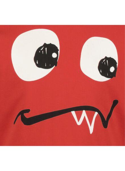 children's pyjamas 'glow' red red - 1000014963 - hema