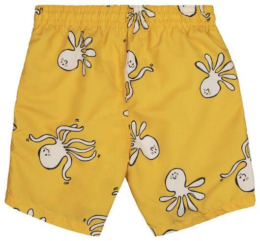 baby swimming shorts yellow yellow - 1000018878 - hema