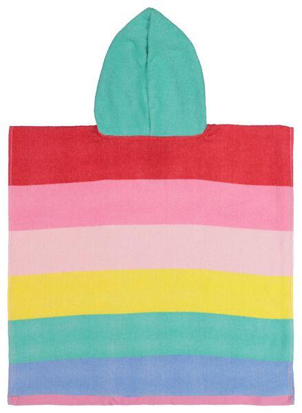 poncho de plage enfant 60 x 60 - 5290039 - HEMA