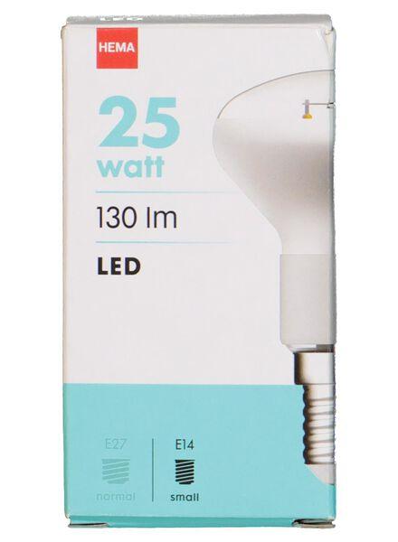 LED light bulb 25W - 130 lm - reflector - bright - 20020038 - hema