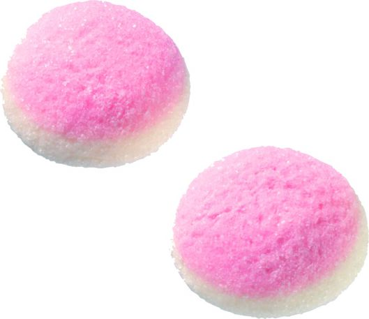 small strawberry-flavoured cushions - 100 grams - 10223022 - hema