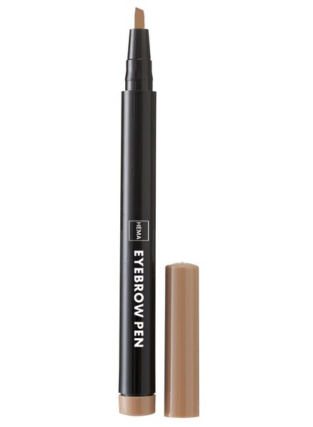 eyebrow pen light brown - 11214051 - hema