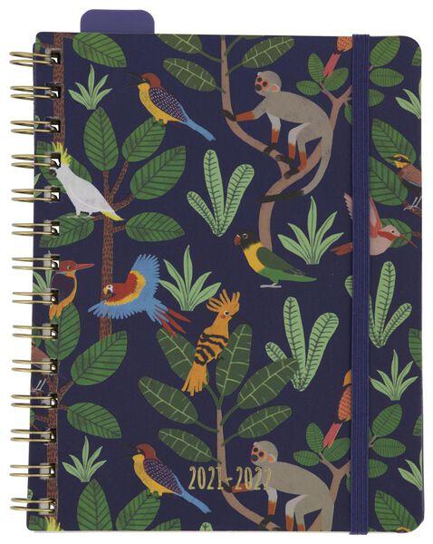 HEMA Schoolagenda 21/22 Jungle 18.3x14