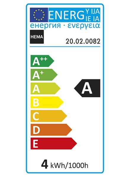 LED-Lampe, 4W, 200Lumen, Röhre, gold - 20020082 - HEMA