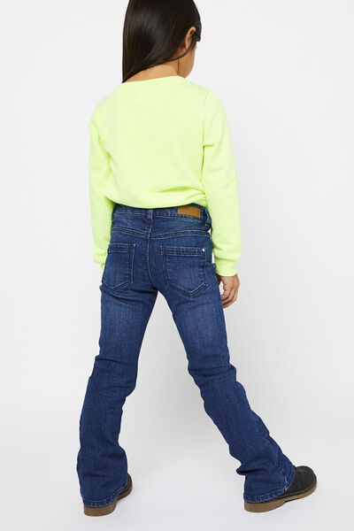 children's jeans flared denim denim - 1000021879 - hema