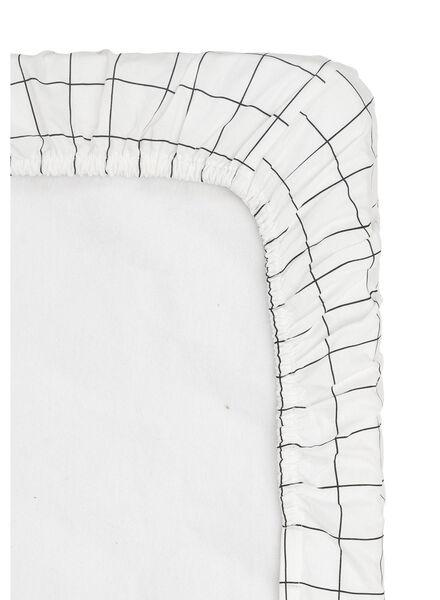 drap-housse 180 x 200 cm soft cotton - 5150010 - HEMA
