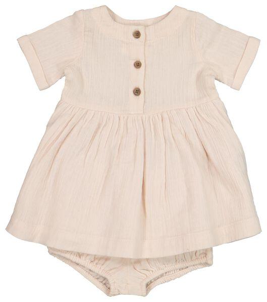 baby set pink pink - 1000019458 - hema