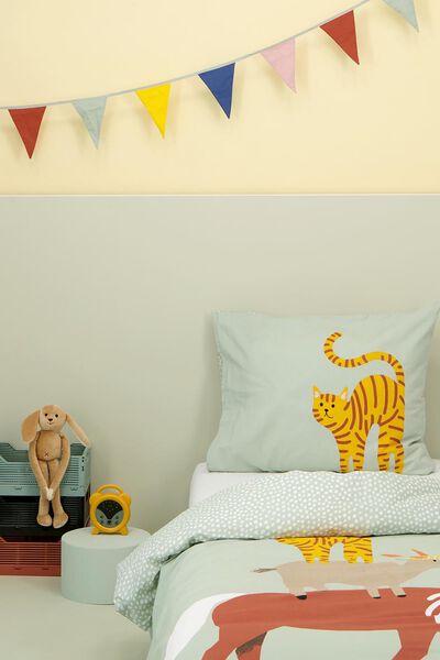 children's duvet cover 140x200 soft cotton farm - 5720152 - hema