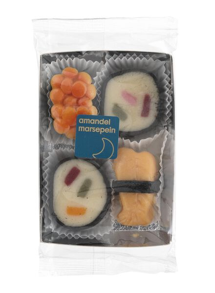 pâte d'amande sushi 115 grammes - 10010052 - HEMA