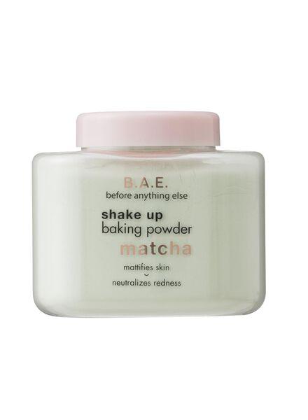 B.A.E. shake up baking powder matcha - 17720021 - HEMA