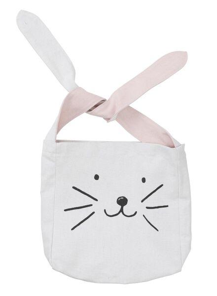 sac lapin de Pâques 24 x 25 cm - 25820148 - HEMA