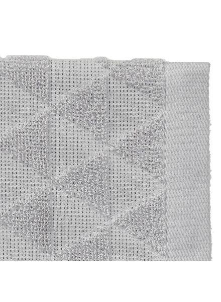 kitchen towel 50 x 50 cm keukendoek light grey - 5440245 - hema