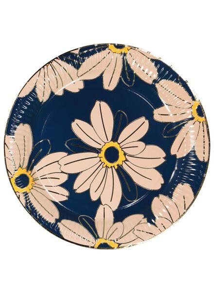 8 paper plates - Ø 22.5 - 14210072 - hema