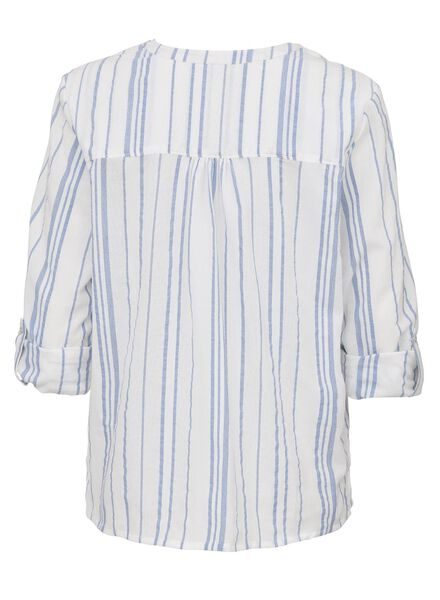 Damen-Bluse eierschalenfarben eierschalenfarben - 1000012919 - HEMA