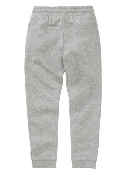 pantalon sweat enfant gris chiné gris chiné - 1000004036 - HEMA