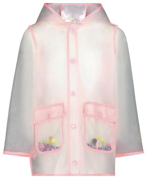 children's coat transparent transparent - 1000018013 - hema