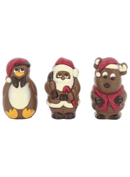 personnages en chocolat - 10030019 - HEMA