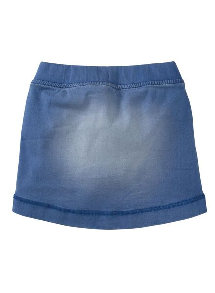 jog denim children's skirt denim - 1000005784 - hema