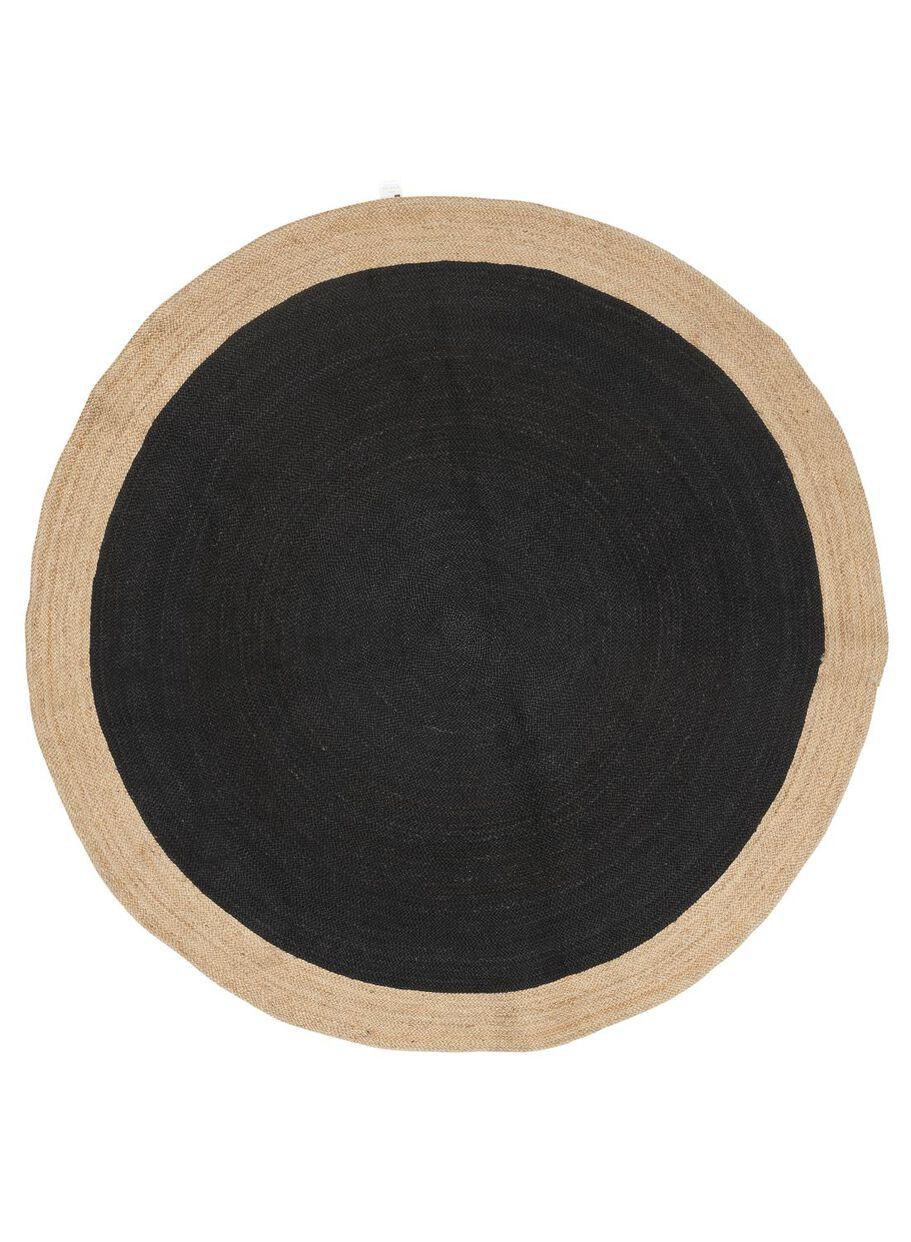 tapis jute 200 cm hema. Black Bedroom Furniture Sets. Home Design Ideas