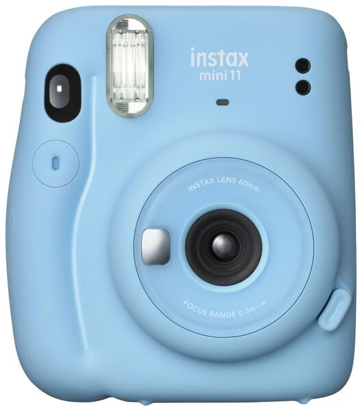 appareil photo instantané Fujifilm Instax mini 11 - 60390003 - HEMA